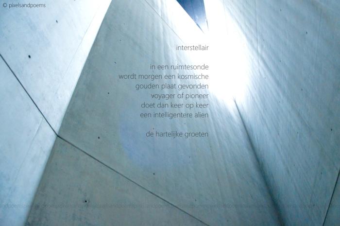 0120 - de hartelijke groeten zw #voyager #pioneer #interstellair mw